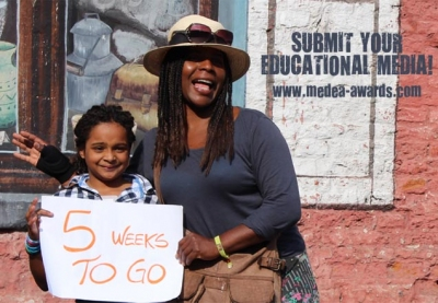 5 Weeks to go, submit your educational media now!