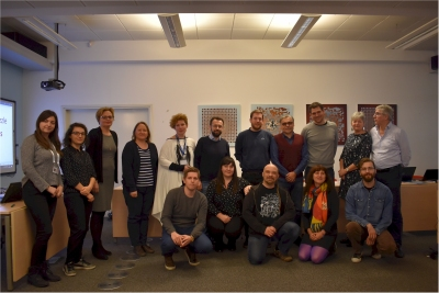 group picture of consortium