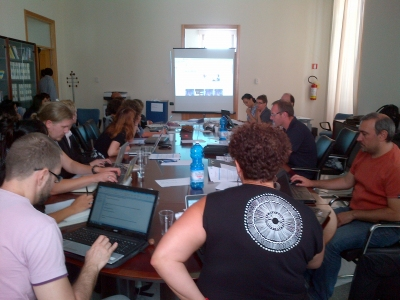 EMMA Course Providers Meeting Napoli 5 September 2014