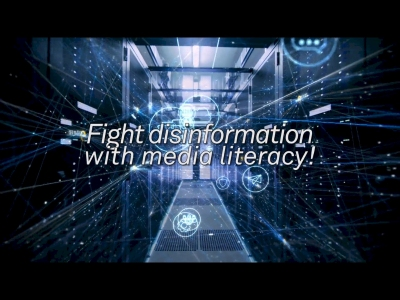 Video report on Disinformation event