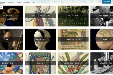 Europeana Media project
